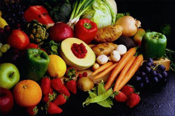 fruit vegetable detox