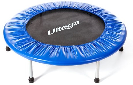 Workout with Mini Trampolines