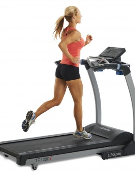 LifeSpan TR 1200i Treadmill review