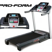 ProForm 505 CST Treadmill and console
