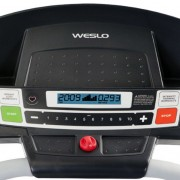 Weslo Cadence G 5.9 Treadmill console