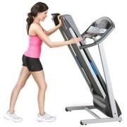 Weslo Cadence R 5.2 Treadmill Folding design
