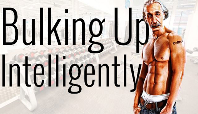 8 Tips for Bulking: Training, Food & Supplements