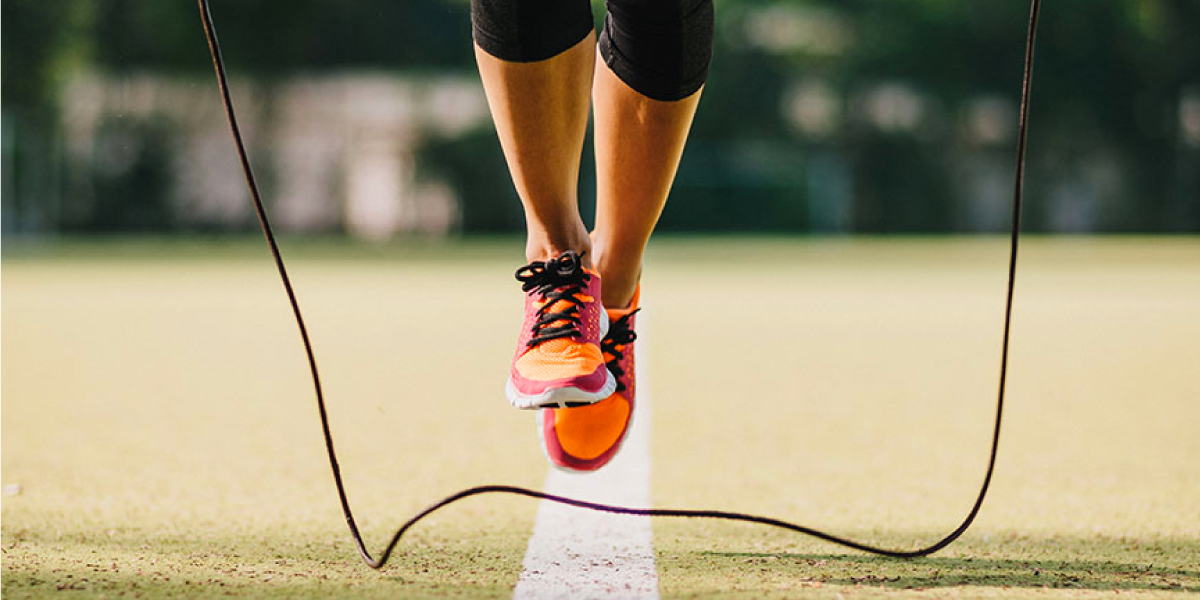 Cardio – The Health Benefits of Jumping Rope